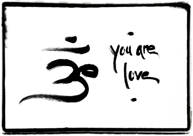 You Are Love OM