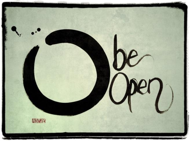 Be Open Enso Digital Art