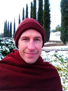 Me Snow Meditation