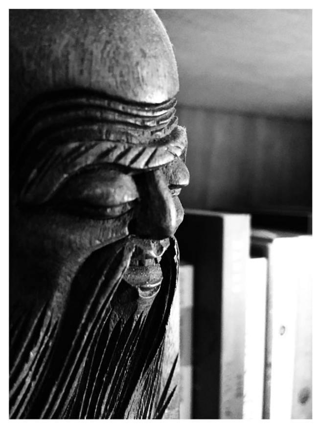 well read monk